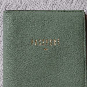 FOSSIL Passport holder RFID